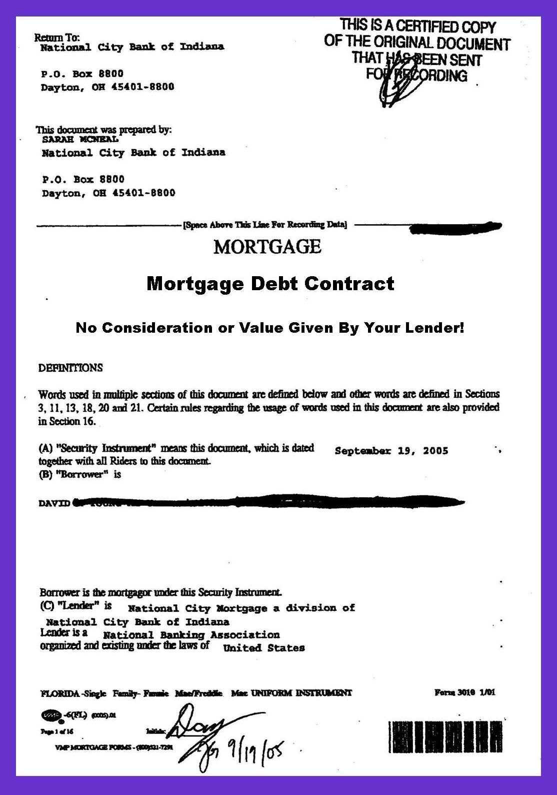 What is a strawman find out what a straw man is here part 3 in mortgage debt your lender stole your mortgage note aiddatafo Gallery
