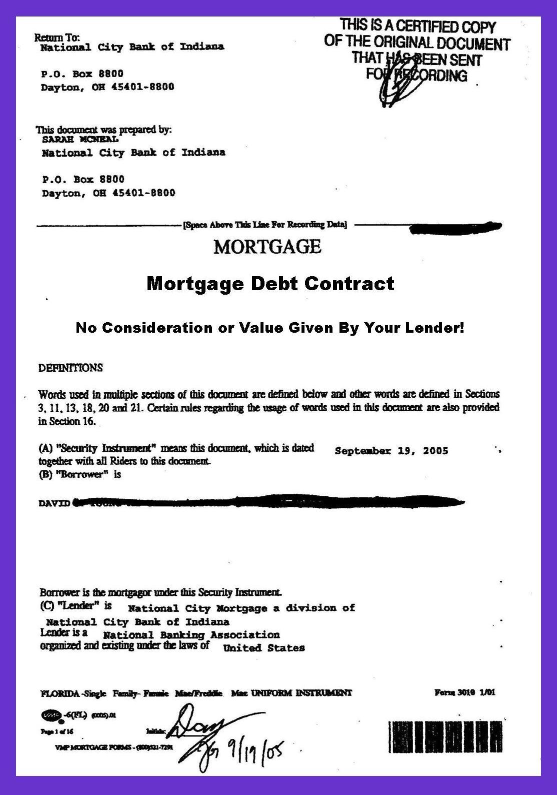 Are You In Mortgage Debt? Your Lender Stole Your Mortgage ...